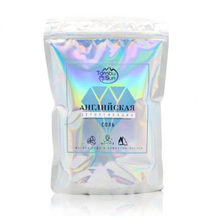 Английская соль TambuSun «Детоксикация». Пакет 1000 гр.