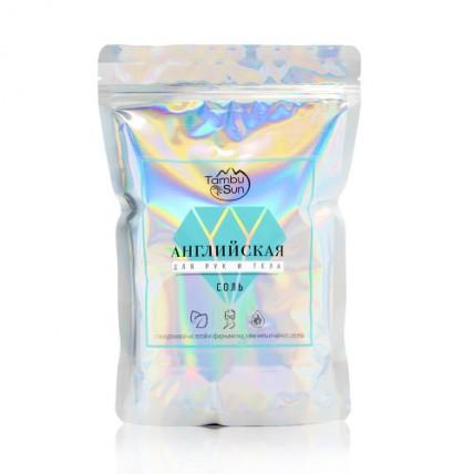 Английская соль TambuSun «Для рук и тела». Пакет 1000 гр.