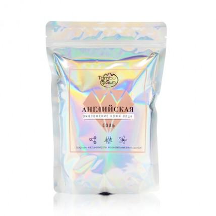 Английская соль TambuSun «Омоложение кожи лица». Пакет 1000гр.